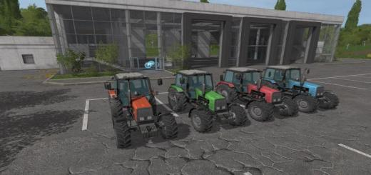Photo of FS17 – Mtz 1221 Traktör V1.1.0