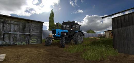 Photo of FS17 – Mtz 82.1 Belarus V2.0
