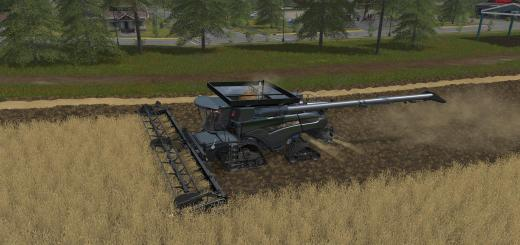 Photo of FS17 – New Holland Cr 1090 Ati 4X4 Quadtrac Final V1.0