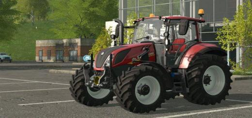 Photo of FS17 – New Holland T5 Kırmızı Traktör V1.0