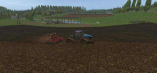 Photo of FS17 – New Holland T9565 Smarttrax V1.0