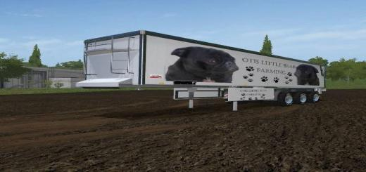 Photo of FS17 – Otis Little Bear Farming Dorse Modu V1.0