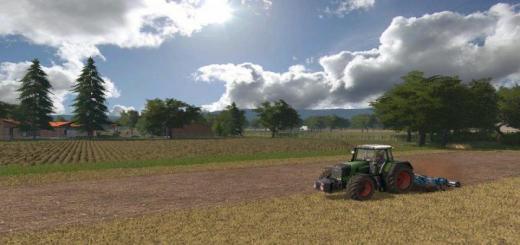 Photo of FS17 – Platteland Çiftlik Haritası V0.1