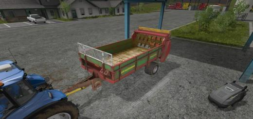 Photo of FS17 – Strautmann Be5 Römork V1.0