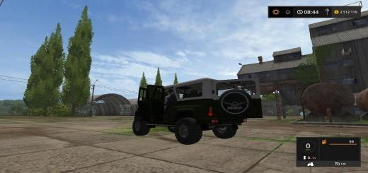 Photo of FS17 – Uaz 3159 V1.0