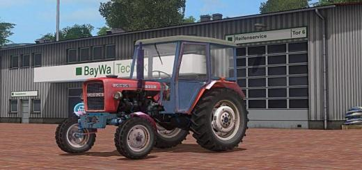 Photo of FS17 – Ursus C330 L Sloty Traktör V1.0