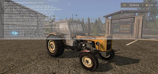 Photo of FS17 – Ursus C360 Traktör V1.0