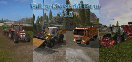 Photo of FS17 – Valley Crest Eski Çiftlik Haritası V1.5