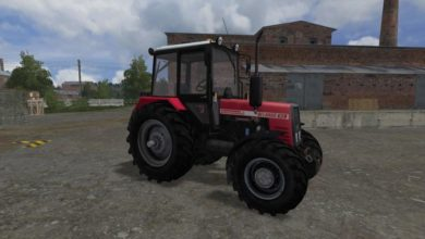 Photo of FS17 – Belarus 952 Agropanonka V1.0