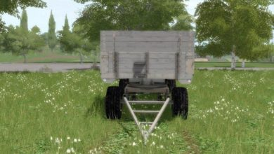 Photo of FS17 – Bss 8T Römork V1