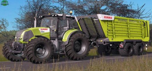 Photo of FS17 – Claas Axion 800 V1.1