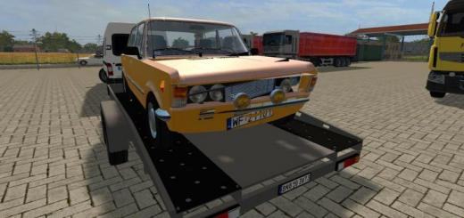 Photo of FS17 – Crashed Fiat 125P V1.0