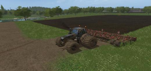 Photo of FS17 – Deutz-Fahr 7250 Siyah Traktör V1.0
