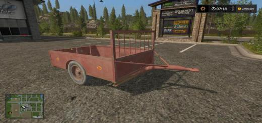 Photo of FS17 – Dwokolka V1.0