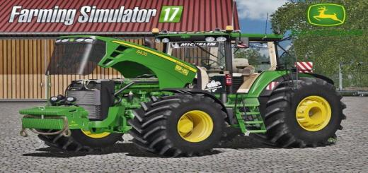 Photo of FS17 – John Deere 8030 Serisi Final
