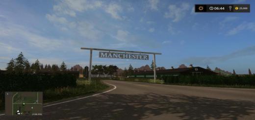 Photo of FS17 – Manchester Şehir Haritası V2.0