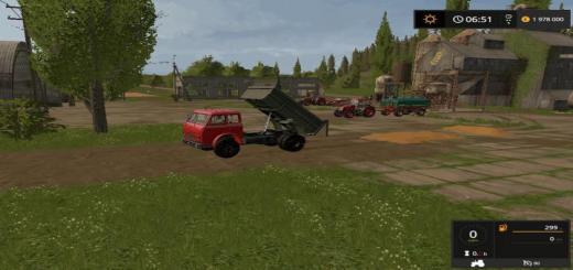 Photo of FS17 – Maz 5549 Kamyon V1.1