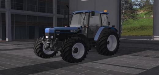 Photo of FS17 – New Holland 8340 Traktör V1.0