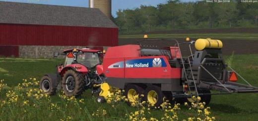 Photo of FS17 – New Holland Bb960A Balya Makinası V1.0