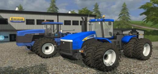 Photo of FS17 – New Holland T9060 Traktör V1.17