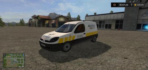 Photo of FS17 – Renault Assistance V1.0