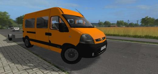 Photo of FS17 – Renault Master Skup Aut V1.0