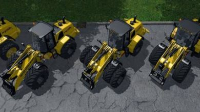 Photo of FS17 – New Holland Radlader V1.4.0.4