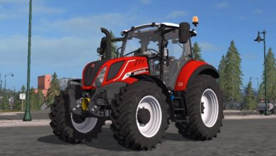 Photo of FS17 – New Holland T5120 V1.1