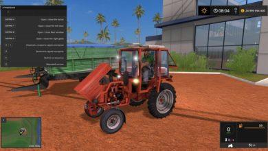 Photo of FS17 – Wladymirec T25 Traktör V1.0