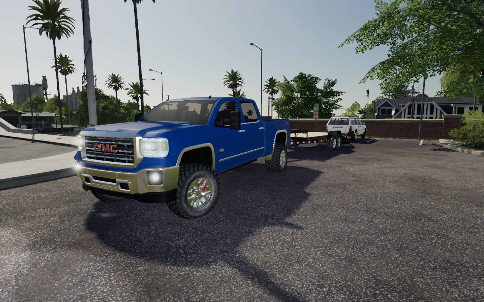 Photo of FS19 – 2016 Gmc Sierra 2500Hd V1.1