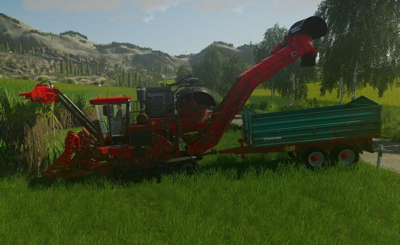 Photo of FS19 – Austoft A8800 Biçerdöver V1