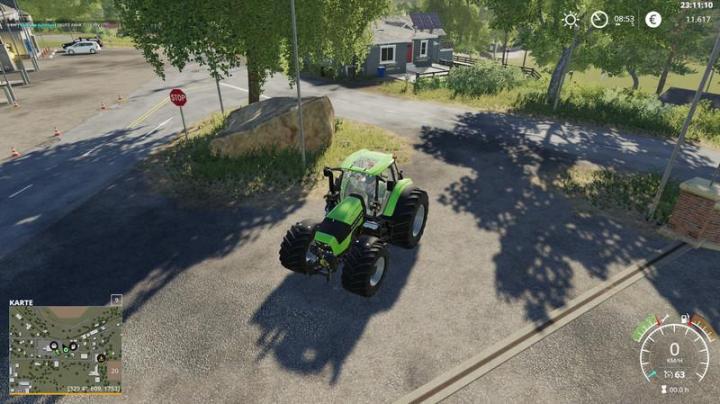 Photo of FS19 – Deutz Serisi 7 Traktör V1
