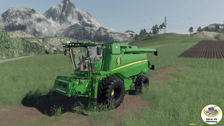 Photo of FS19 – John Deere T560 Biçerdöver V1