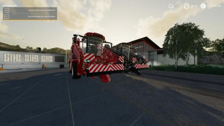 Photo of FS19 – Holmer Terrafelis3 – Metalik V1.1