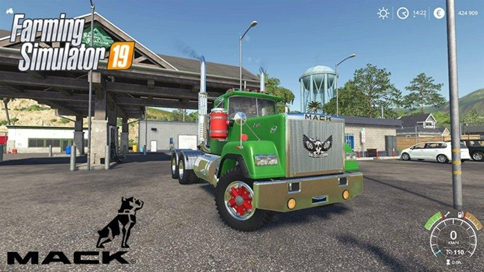 Photo of FS19 – Mack Superliner Daycab 1980S V1.1