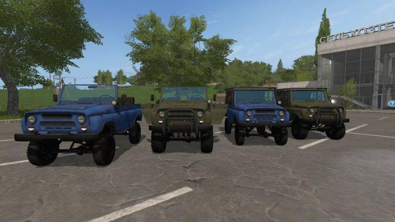 Photo of FS17 – Uaz 31519 V1