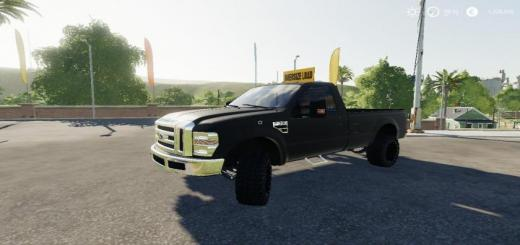 Photo of FS19 – Dodge Ram 1500 Rebel Escort Pikap Modu V1.0