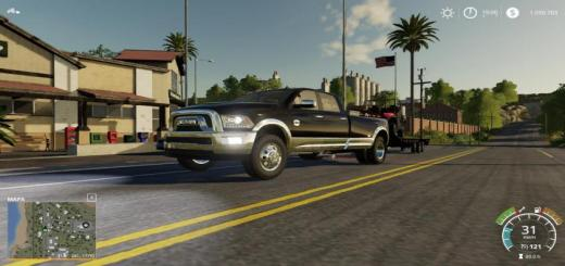 Photo of FS19 – Dodge Ram 3500 Heavy Duty V1