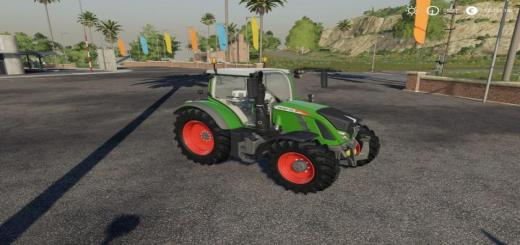 Photo of FS19 – Fendt 718 – 724 Vario S4 V1.1.1