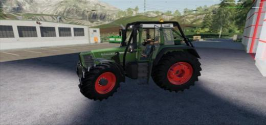 Photo of FS19 – Fendt 800 Favorit V1.0