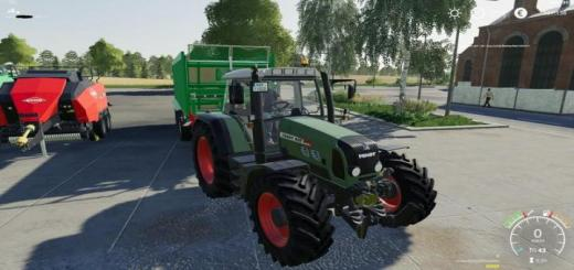 Photo of FS19 – Fendt 818 Tms Traktör V1.5 Final