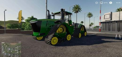 Photo of FS19 – John Deere 9Rx Traktör V1.0