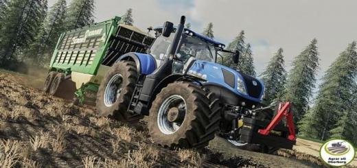 Photo of FS19 – New Holland T7 Traktör