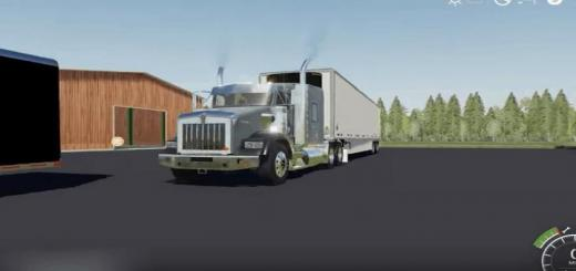 Photo of FS19 – 2015 Kenworth T800 V1