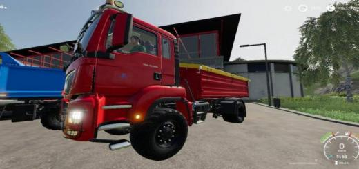 Photo of FS19 – Agro Kamyon Paketi V1