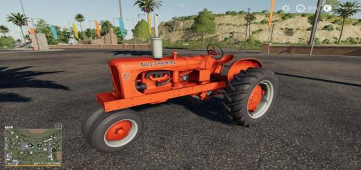 Photo of FS19 – Allis Chalmers Wd45 V2.0