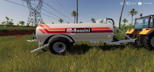 Photo of FS19 – Bossini B100 V1