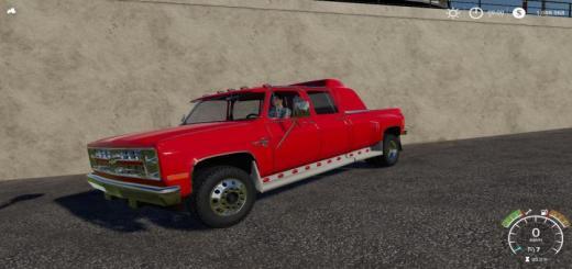 Photo of FS19 – Chevrolet Silverado C30 V1