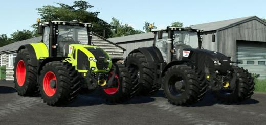 Photo of FS19 – Claas Axion 900 Traktör V1.1