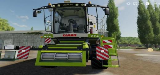 Photo of FS19 – Claas Lexion 700 Serisi
